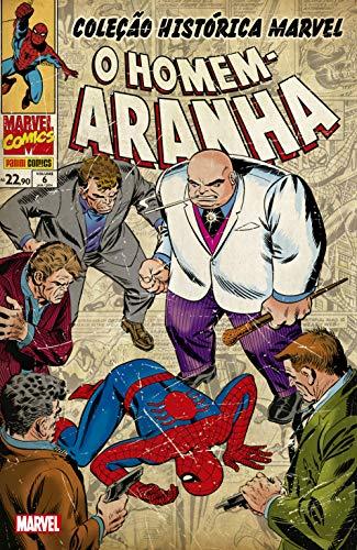 Coleção Histórica Marvel: O Homem-Aranha v. 6