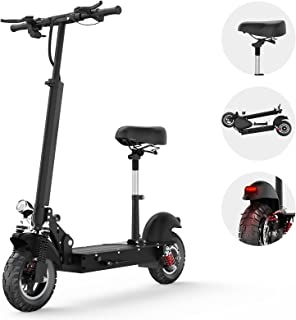 TODIMART Electric Scooter for Adults, Powerful 350/500W Motor Max Speed 28 MPH