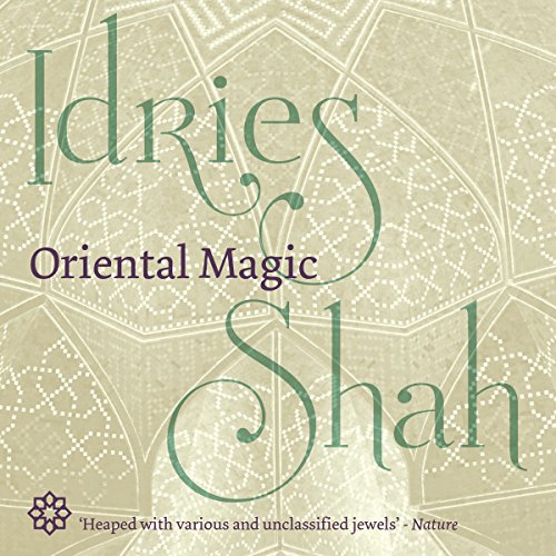 Oriental Magic cover art