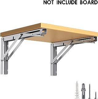 folding handrail brackets