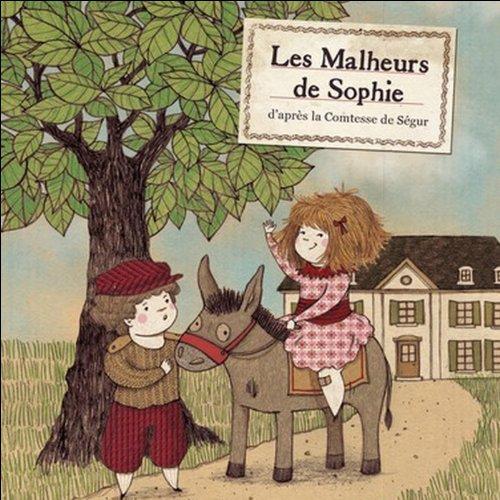Les malheurs de Sophie cover art