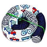 cojin serpiente patchwork - protector cuna chichonera cojin bebe cuna parachoques cuna Patrón de coche, 210 cm