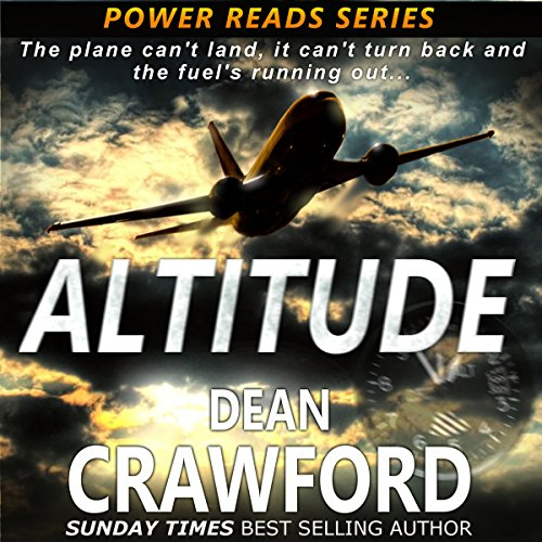 Altitude audiobook cover art