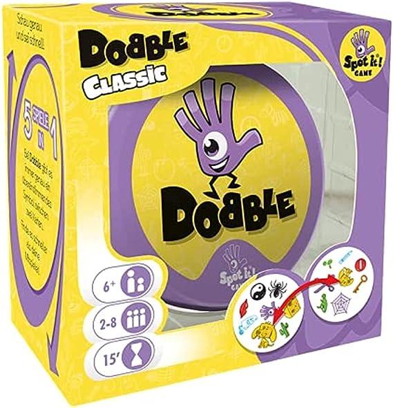 Asmodee Dobble Card Game, German Language