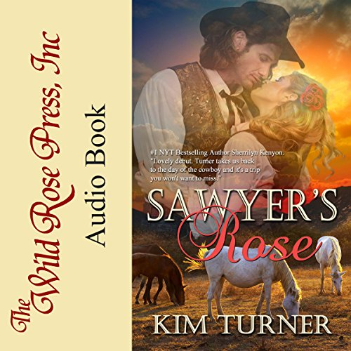 Sawyer's Rose audiobook cover art