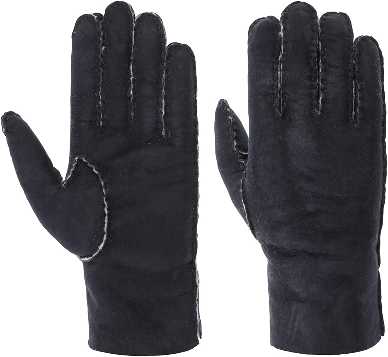 Caridei Contrast Lining Women´s Gloves Women - Made in Italy
