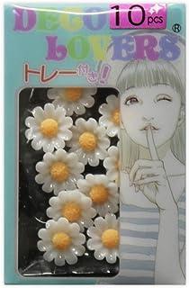 ラインストーン DL010/flower white