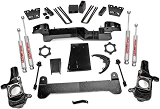 rough country front suspension lift level kit