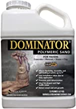 13 Pound, Charcoal Joint Stabilizing for Pavers, DOMINATOR Polymeric Sand with Revolutionary Solid Flex