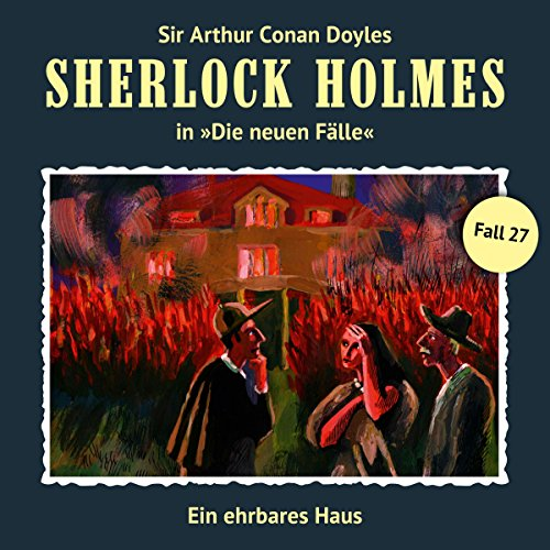 Ein ehrbares Haus audiobook cover art