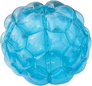 SUNSHINEMALL 1 PC Bumper Balls, Inflatable Body Bubble Ball Sumo Bumper Bopper Toys, Heavy Duty Durable PVC Vinyl Kids Adults Physical Outdoor Active Play