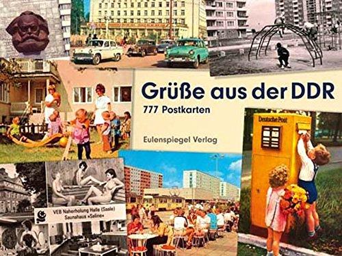 Grüße aus der DDR - 777 Postkarten