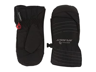 Seirus Hot Pocket Mitt (Black) Snowboard Gloves