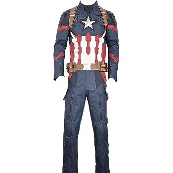 Cosplayfly Disfraz Capitán América 3:Guerra Civil Steve Roger ...
