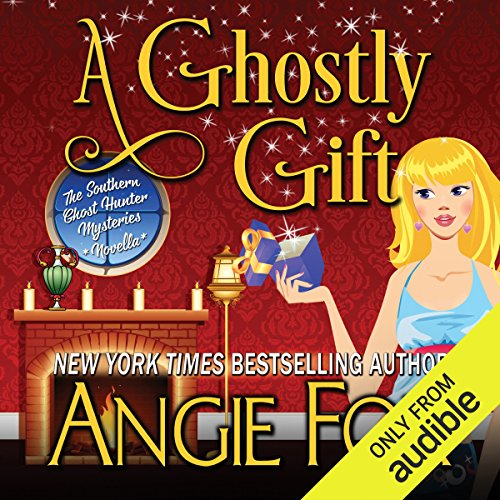 A Ghostly Gift audiobook cover art