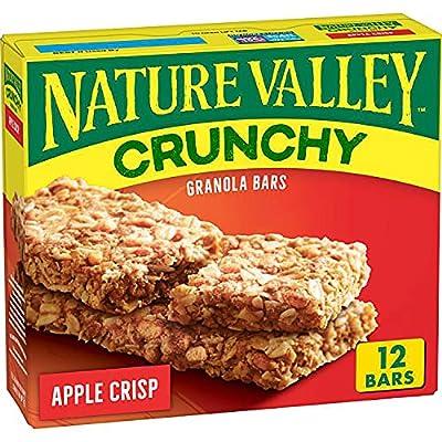 Nature Valley Crunchy Granola Bar Apple Crisp