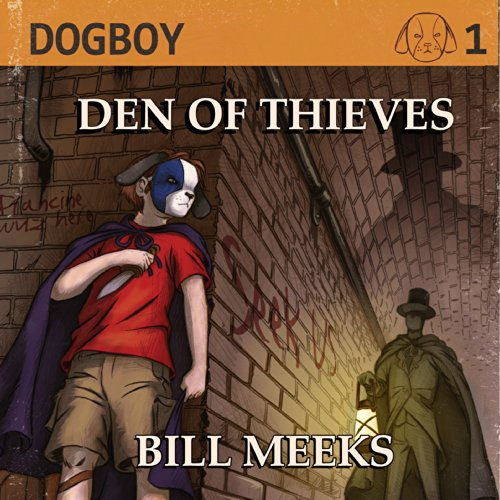 Dogboy audiobook cover art