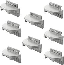 Gedotec Achterwand-connector voor houtdikte vanaf 12 mm Meubelverbinder - Ixconnect RPC G 13/20   Corpus-connector voor in...