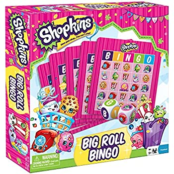 Shopkins Big Roll Bingo | Shopkin.Toys - Image 1
