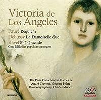Victoria de Los Angeles in Paris (SACD)