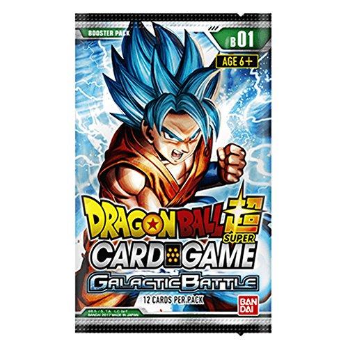 B03 Card Game Galactic Battle Neuf DRAGON BALL SUPER Booster