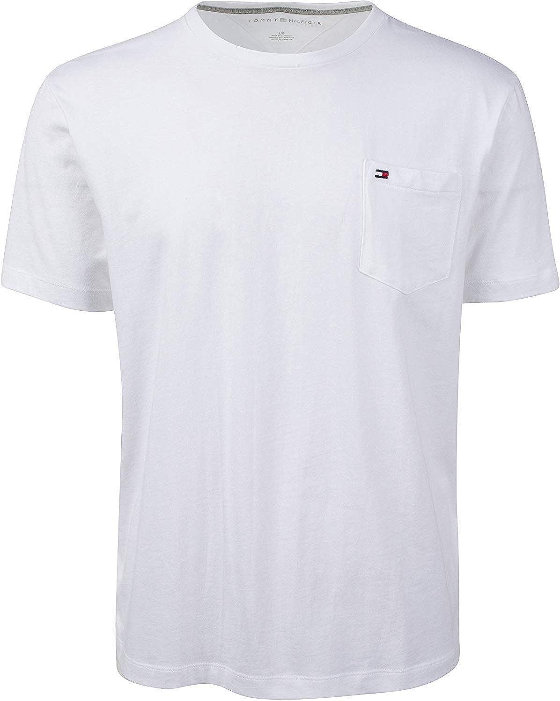 Tommy Hilfiger TJM Pocket tee Camiseta para Hombre