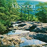 Missouri Wild & Scenic 2022 7 x 7 Inch Monthly Mini Wall Calendar, USA United States of America Midwest State Nature