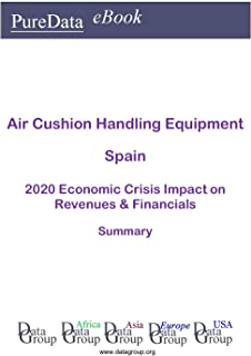 Air Cushion Handling Equipment Spain Summary: 2020 Economic Crisis Impact on Revenues & Financials (English Edition)