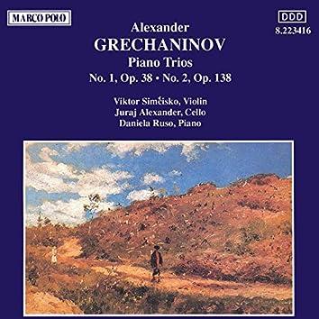 Grechaninov: Piano Trios Nos. 1 and 2