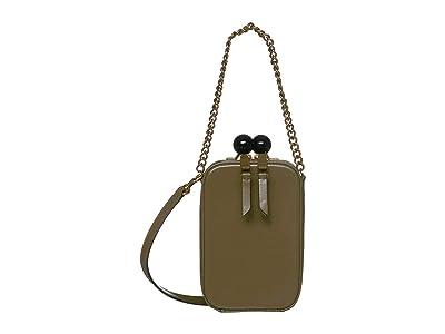 Marc Jacobs The Vanity Crossbody (Desert Mountain) Handbags