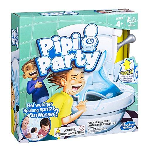 Hasbro Spiele C0447100 – Pipi Party, Vorschulspiel - 10