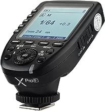 Godox Xpro-F TTL Wireless Flash Trigger,2.4G 1/8000s HSS TTL Convert-Manual TCM Function Large LCD Screen Flash Transmitter for Fuji Fujifilm Cameras