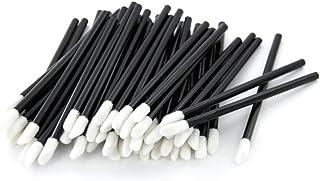 Grandmart リップブラシ 化粧用品 メイクブラシ 便利 携帯用 化粧筆 50本セット