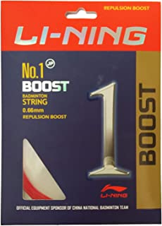 Li-ning No.1 Boost Badminton Strings 0.66 mm