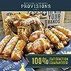 Eastern Standard Provisions: Gourmet Soft Pretzel Gift Box - Freshly Baked Handcrafted Premium Artisanal Soft Pretzel Snacks - 1 Variety Pack and Gourmet Salt Packs (4 Flavors) - Featured by Oprah #3