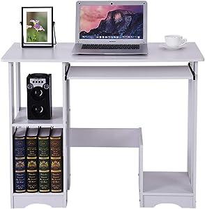 Computer Desk, XEDUO Home Desktop Computer Desk Modern Minimalist Desk Creative Desk Writing Desk