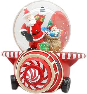 Best santa airplane snow globe Reviews