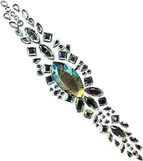 Led haar en lichaam juwelen haar sieraden LEH05c voor feestjes festivals concerten