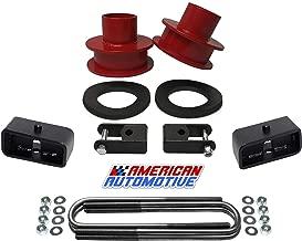 American Automotive F250 F350 Super Duty 4WD 2.5