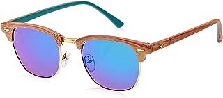 Tfl Half Frame Unisex Sunglasses