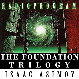 The Foundation Trilogy (Dramatized) cover art