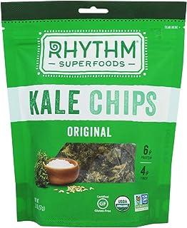 Rhythm Kale Chips - Original, 2.0 oz, Pack of 12