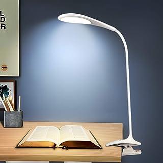 OPPLE 3W Reading Light LED Rechargeable Light with Flicker Free Desk Book Lamp (Natural Light, 4000K,White)