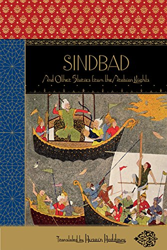 Sindbad: And Other Stories from the Arabian Nights (New Deluxe Edition): And Other Stories from the
