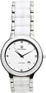 Casual Watch for Women by Olivera, Multi Color, Round, OG1314