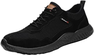 Steel Toe Cap Safety Shoes Work Boots Work Footwear for Women and Men Unisex Lightweight & Non-Slip Industrial Composite S...