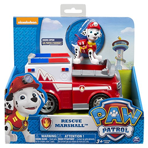 Paw Patrol - Rescue Marshall (Spin Master 6027646)