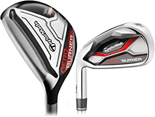 TaylorMade Golf- AEROBURNER HL Combo Irons Graph/Steel 3,4 5-PW Reg (Lefty)