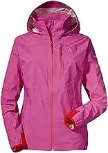 Schöffel Jacket Neufundland4 Giacca impermeabile e antivento da donna con tasca Pack-Away, super leggera e flessibile Donna