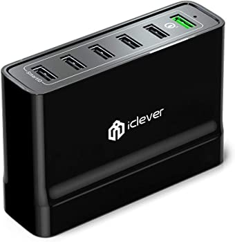 iClever 6 Port USB Wall Charger
